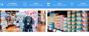 website Concord Pet Foods